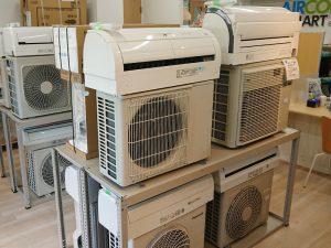 広島県業務用エアコン販売スタッフ